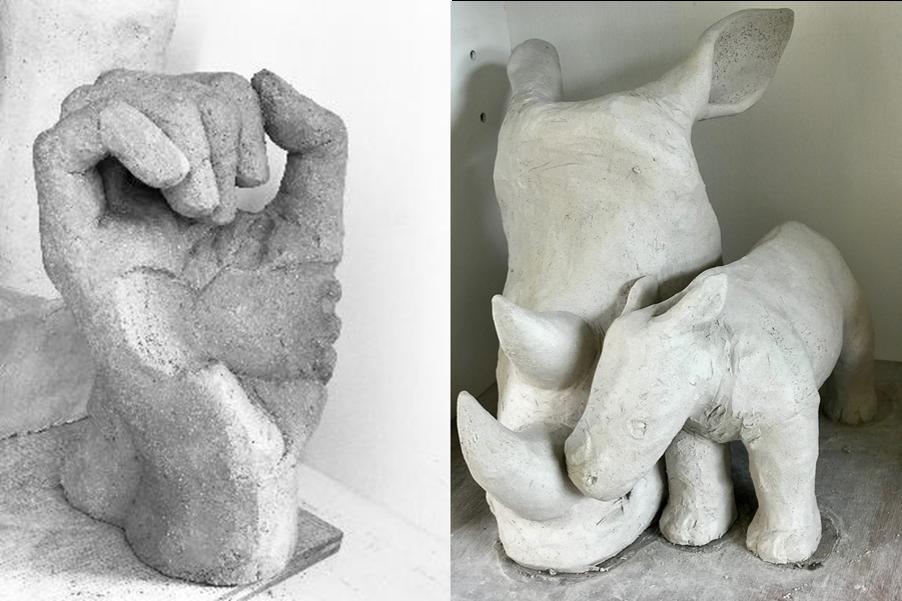 Gaelle Sculpture & Claywork